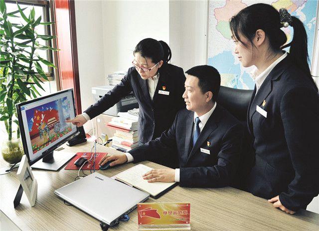 4-太谷农商行:高朋 摄